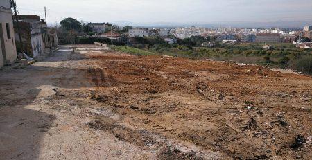 Explanada Zona Verda Torretxo - Serveis Urbans Alzira